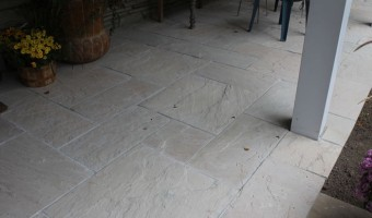Flagstone Wet Lay