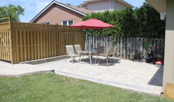 Interlocking Patios